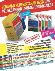 Buku Paket Pemerintahan Desa 0812 8969 2251