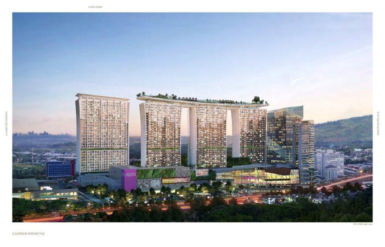 Opus-Park-Apartment-Sentul 085882433924