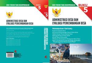 Buku Administrasi Desa dan Evaluasi Perkembangan Desa 0812 8969 2251